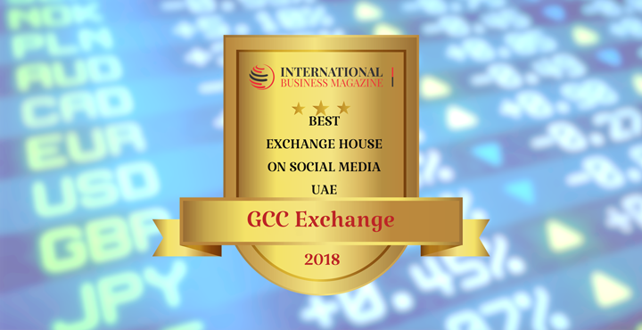 GCC Exchange hailed as Best Exchange House on Social Media in the UAE this 2018
