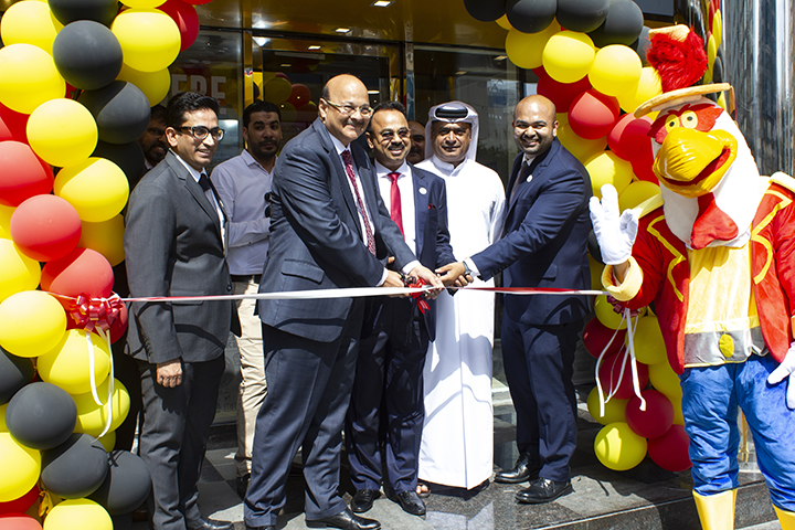 SFC opens new branch in Hamdan