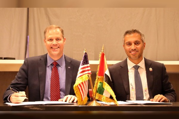 UAE and NASA sign agreement on space exploration