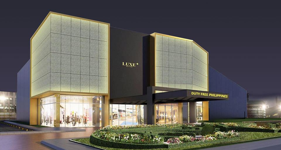 Duty Free luxury shop in Mall of Asia to open in November