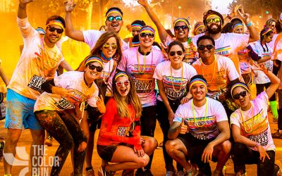 The Color Run Hero Tour to promote a healthy and active lifestyle for Filipinos