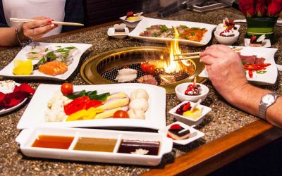 Sumibiya grills up unlimited Korean Barbecue dishes and delicacies