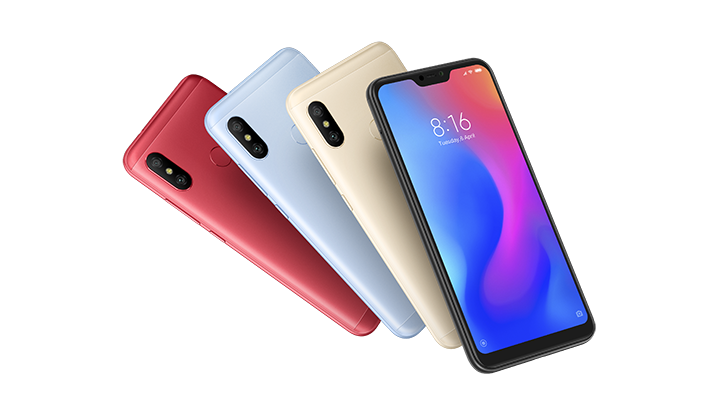 Xiaomi introduces new mobile phones suited for gaming and photography