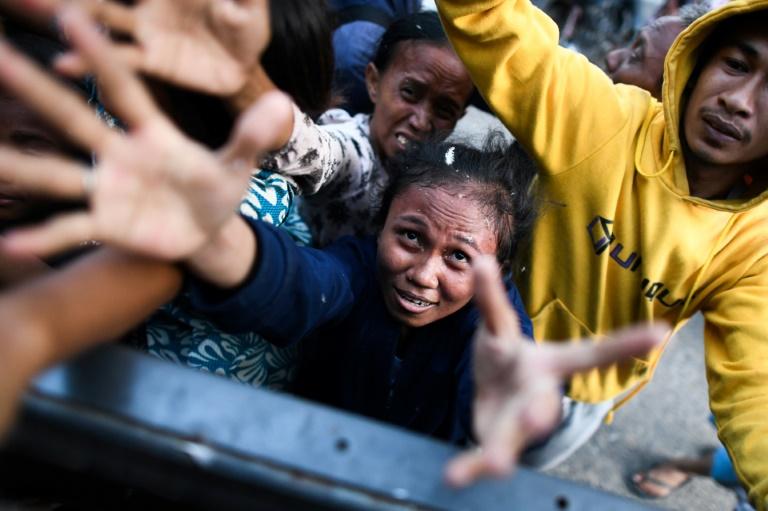 Indonesia quake-tsunami claims 1,300 lives, death toll feared to increase