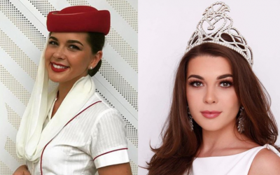 Emirates flight attendant set to compete in Miss World 2018 pageant