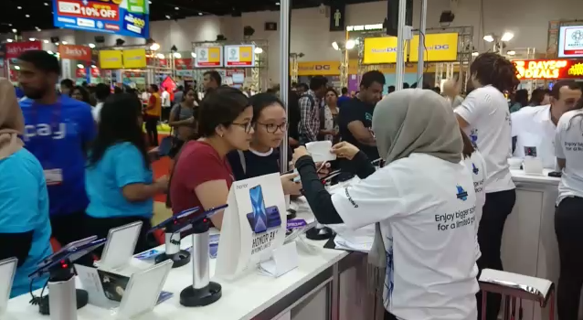 Gitex Shopper 2018 opens