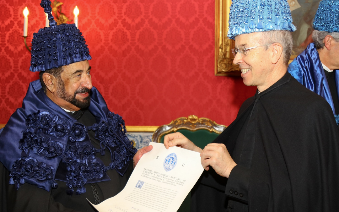 Sharjah Ruler receives Honorary Doctorate from University of Coimbra