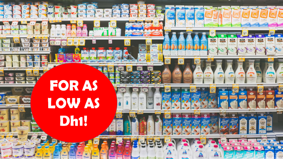 OFWs can buy items for as low as Dh1 in these grocery discount stores in UAE