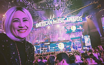 LOOK: Ai-Ai delas Alas channels inner pop star during American Music Awards