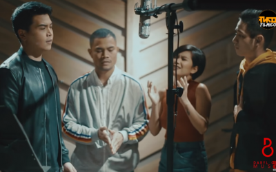 Pinoy singers' cover of 'One Sweet Day' gets noticed by international YouTubers