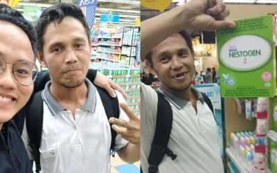 VIRAL: Pinoy lauded for act of kindness to random stranger