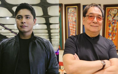 Coco Martin thanks Joey De Leon for helping him back then