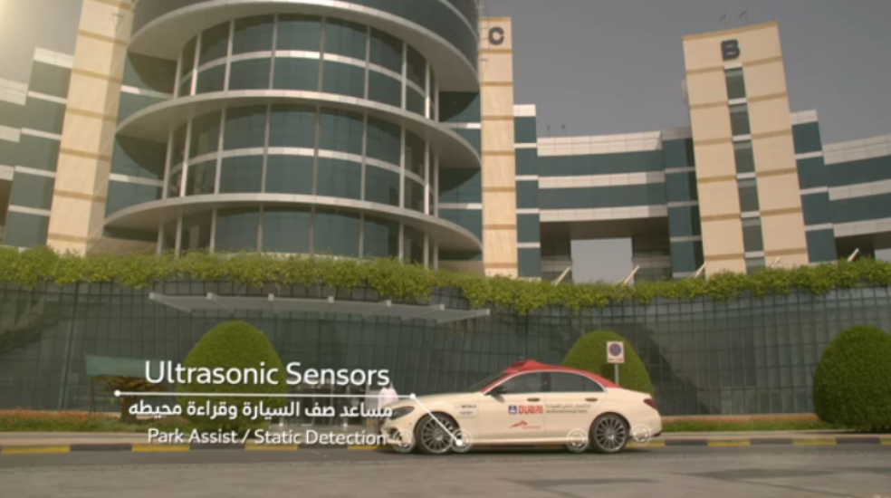 WATCH: How will driverless taxis work in UAE?