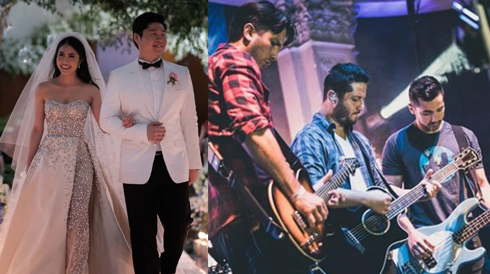 Meet the Pinoy couple who hired Boyce Avenue to perform at their wedding