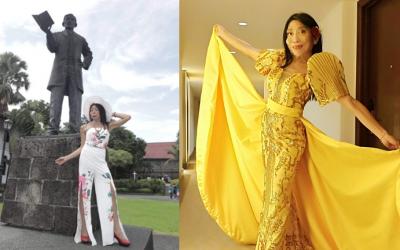 Thai internet sensation Mader Sitang is having grand time in PH
