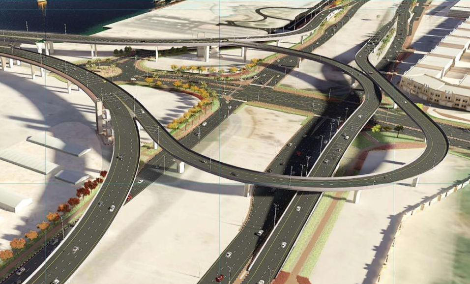 Construction of 3 bridges to Deira Islands to begin soon