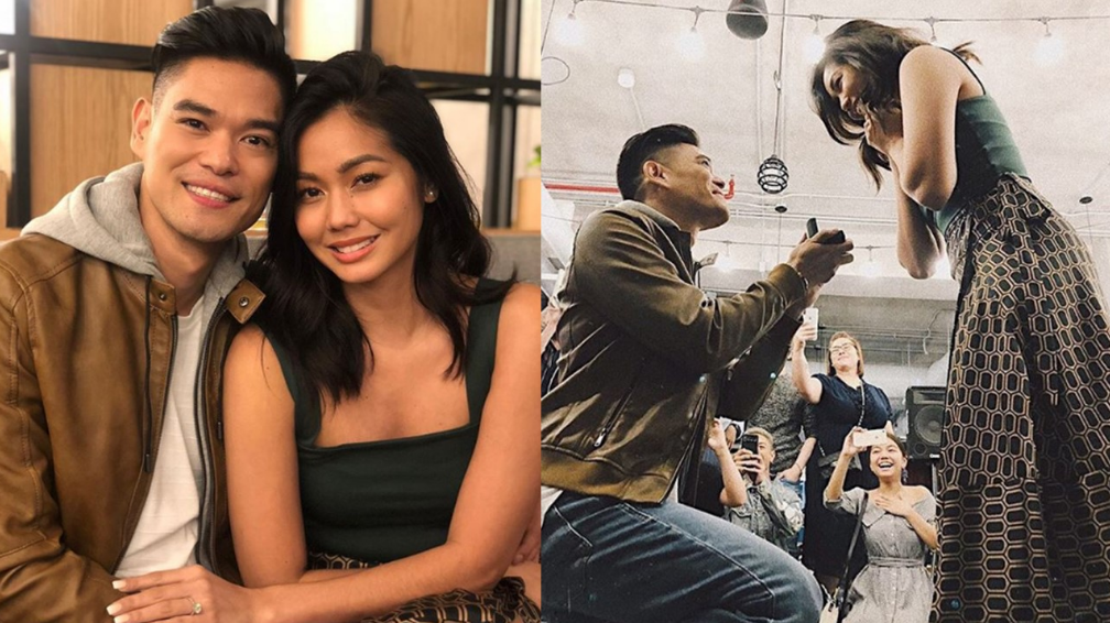 R&B singer Jay R surprises long-time girlfriend with marriage proposal