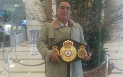 Filipino named as judge in International Boxing Federation