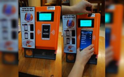 Piso Wi-Fi vending machine can earn you as much as P6,000/month