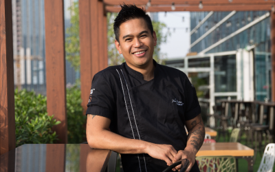 Pinoy trains next generation of iconic, superstar chefs
