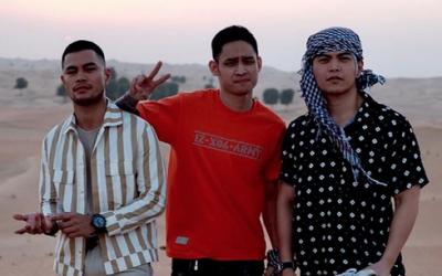 LOOK: Filipino singers share photos of their trip to Dubai