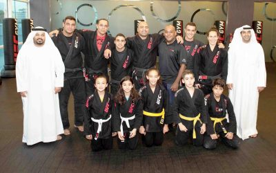 UFC GYM introduces 'UFC GYM Jiu-Jitsu Program' in the UAE