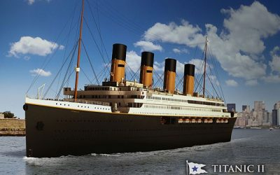 IN PHOTOS: How well can Titanic II replicate the original?