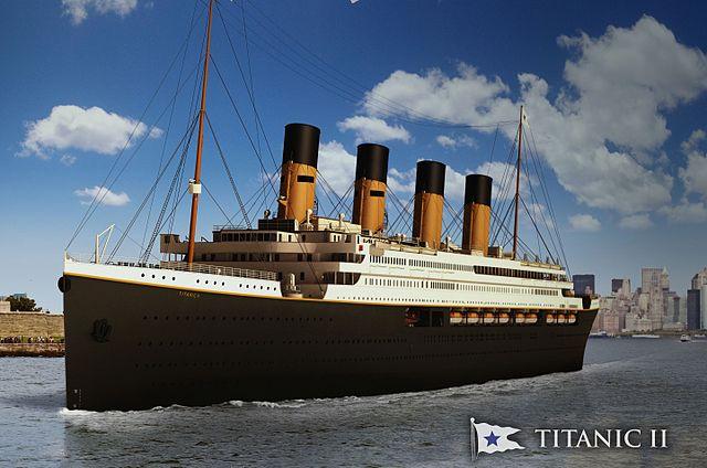 IN PHOTOS: How well can Titanic II replicate the original?