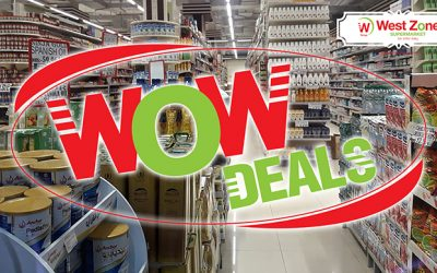 West Zone supermarkets offer even more affordable groceries with WOW Deals