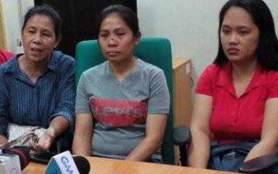 Maltreated Filipina in Kuwait returns home to PH