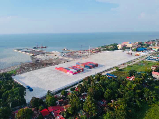 PH's first container RO-RO barge port to open in November