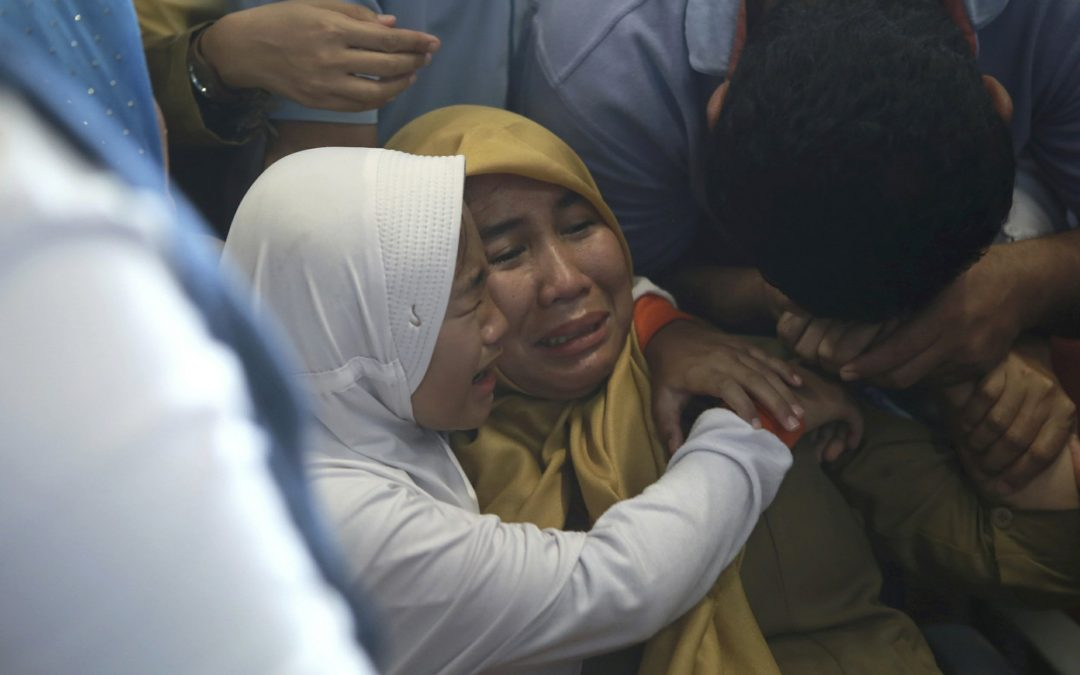 Indonesian rescue officials expect no survivors in Lion Air plane crash