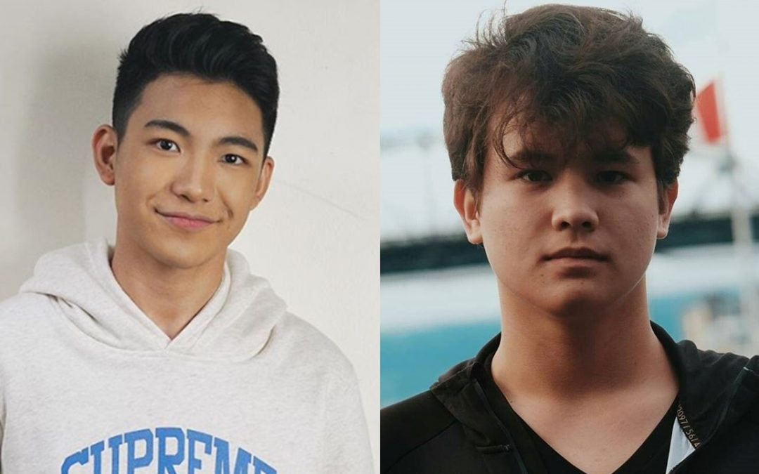 Darren Espanto hits back at JK Labajo for calling him gay on social media