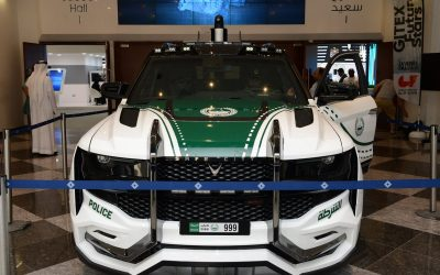 Dubai Police launch 'most advanced police vehicle in the world'