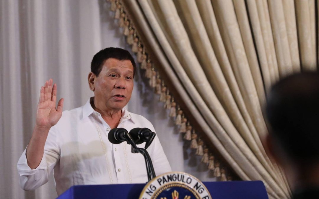 Duterte on rising inflation rate: 'Wala tayong magawa'