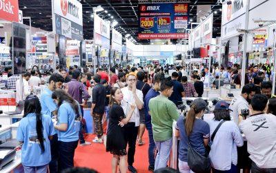 Thousands of Filipinos grab deals on gadgets at GITEX Shopper 2018
