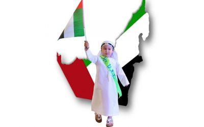 Dubai OFW parents' son represents UAE in school's United Nation day activity.