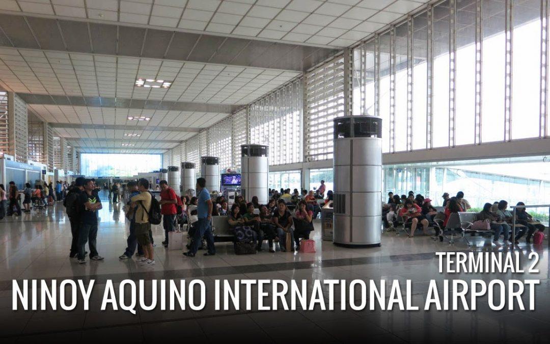 NAIA Terminal 2 rehab to begin next week