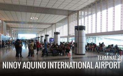 NAIA Terminal 2 rehab to begin next week