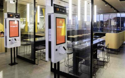 McDo PH introduces self-service kiosk
