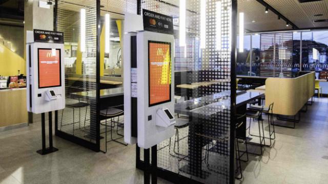 McDo PH introduces self-service kiosk