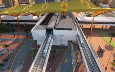 WATCH: Design of new Dubai Metro extension stations revealed