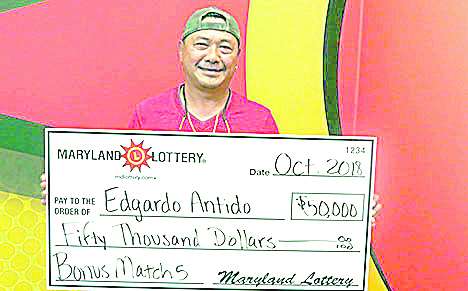 Pinoy who bet on UltraLotto 6/58 winning digits in PH takes home lottery jackpot in US