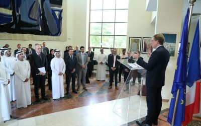 First foreign space agency opens in UAE