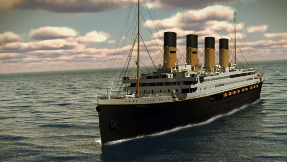 New Titanic to set sail from Dubai in 2022