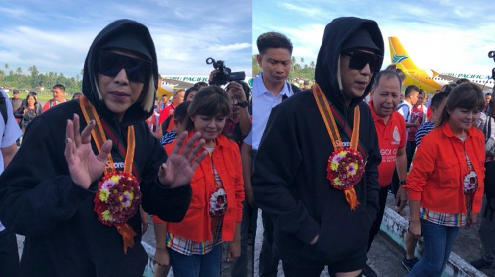 Vice Ganda clarifies photos with Imee Marcos