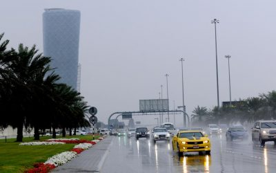 Weather pattern change brings cooler air in UAE