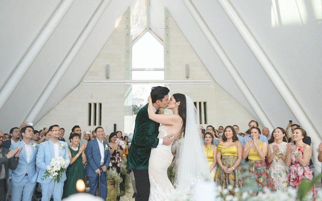 Christian Bautista marries girlfriend Kat Ramnani in Bali