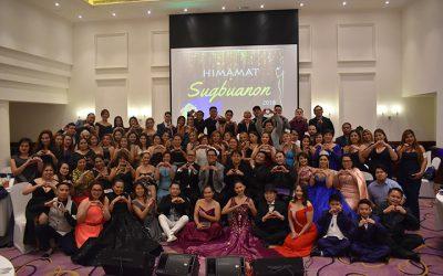United Cebuanos Abu Dhabi hold glamourous 3rd year anniversary celebrations
