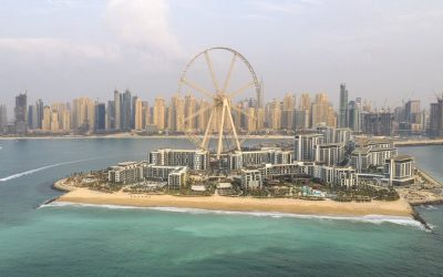 New Dubai island destination 'Bluewaters' now open